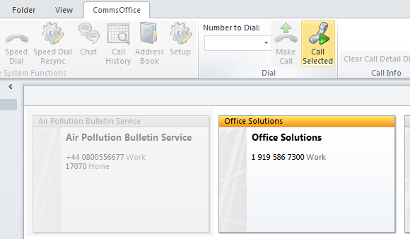 outlook-dialling-contact