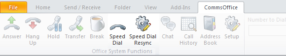 outlook-speed-dial